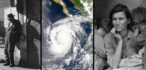 Current Economic Climate - Recessions, downturns, and tropical depressions