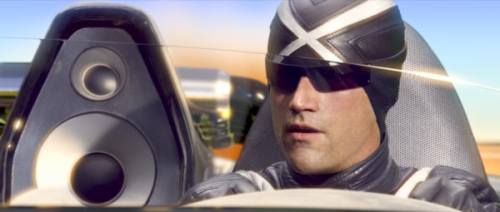 Speed Racer movie - Matthew Fox as Racer X