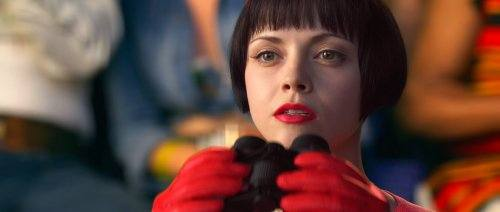 Speed Racer movie - Christina Ricci as Trixie