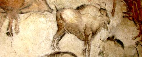 Cave painting - Flight or Fight or Creativity