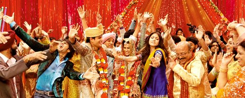 Bollywood wedding movie - Band Baaja Baaraat