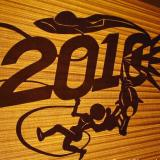 Paper Cutting Into 2010