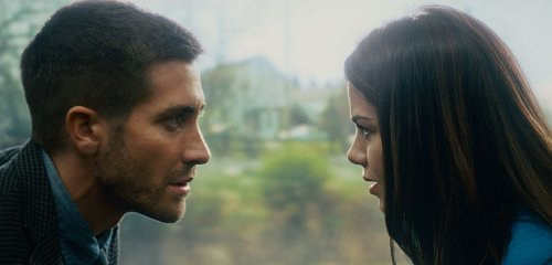 Jake Gyllenhaal & Michelle Monaghan in Source Code