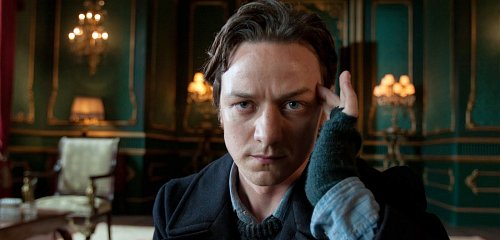 James McAvoy as Professor X - X-Men: First Class