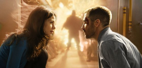 Michelle Monaghan & Jake Gyllenhaal in Duncan Jones's Source Code
