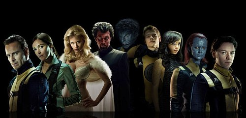 Characters - X-Men: First Class