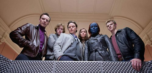 The Team - X-Men: First Class